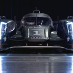 Audi R18 front view