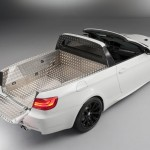 BMW M3 pick-up load bed
