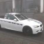 BMW M3 pick-up reality