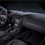 Cenntenial Edition Corvette interior