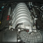 Chrysler SRT8 engine