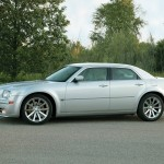 Chrysler SRT8 side