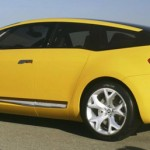 Citroen DS5 back