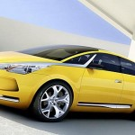 Citroen DS5 full view