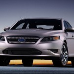 Ford Taurus front