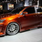 Lexus CT200h full view