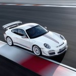 Porsche 911 GT3 RS 4.0 full view