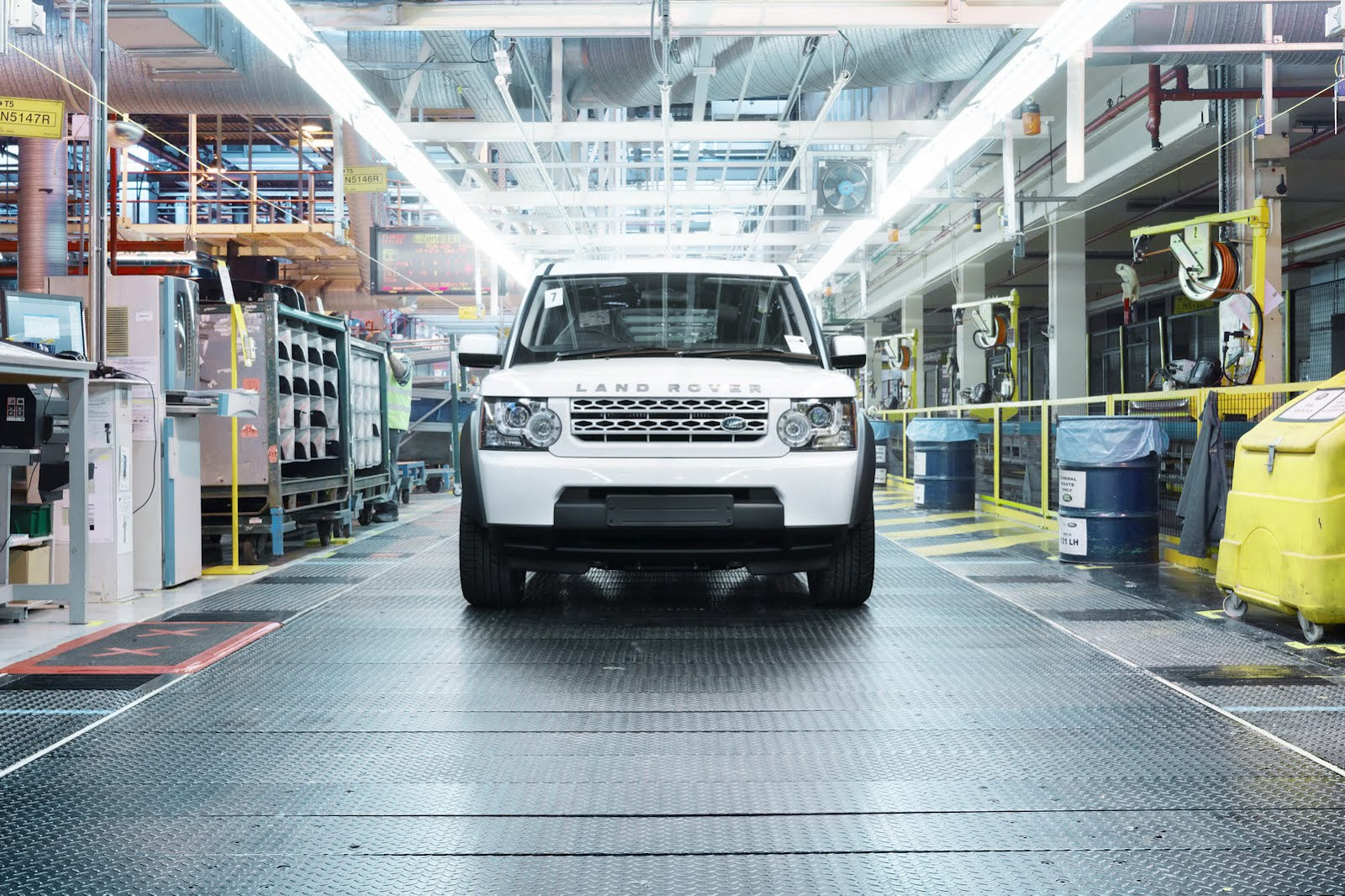 1 millionth Land Rover Discovery