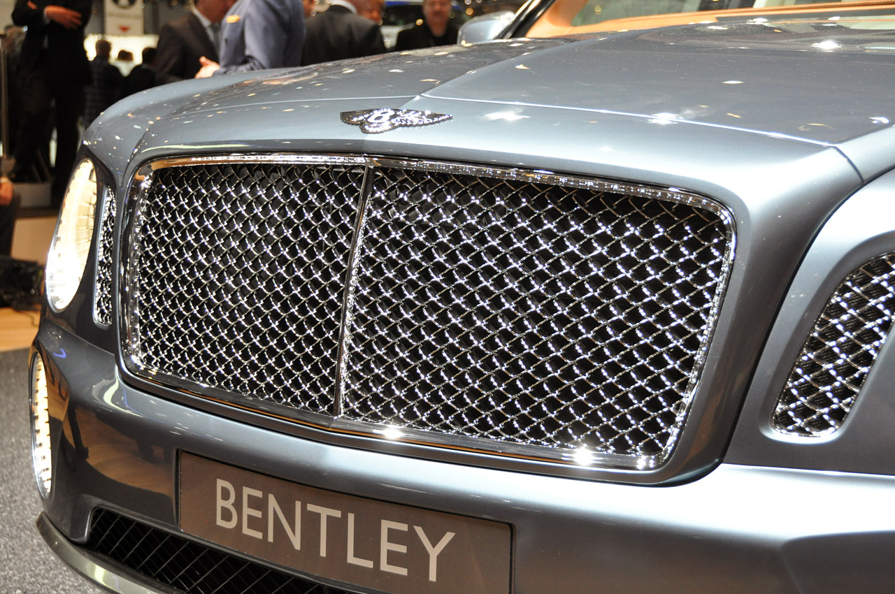 Bentley EXP 9 F Concept