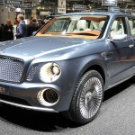 Bentley EXP 9 F Concept in Geneva
