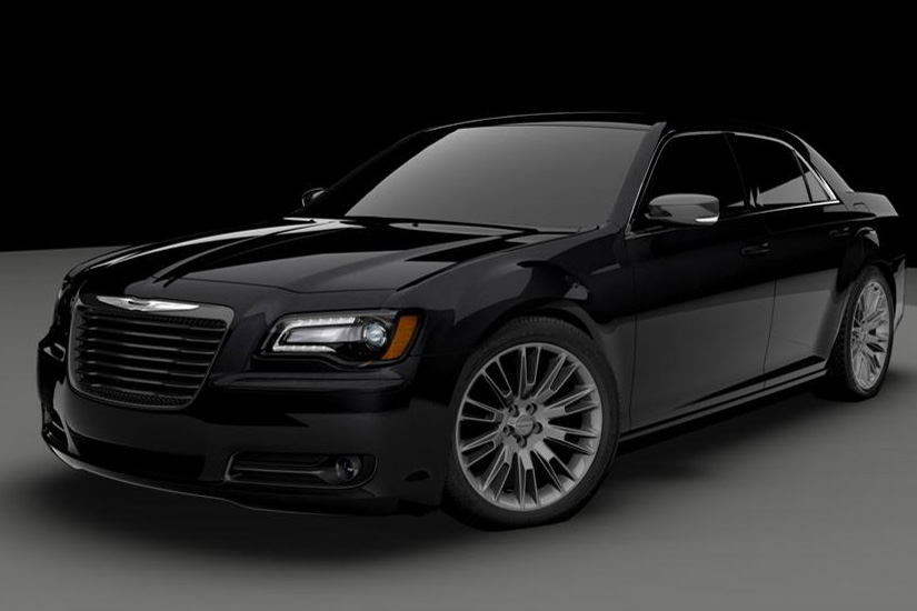 Chrysler 300S by John Varvatos