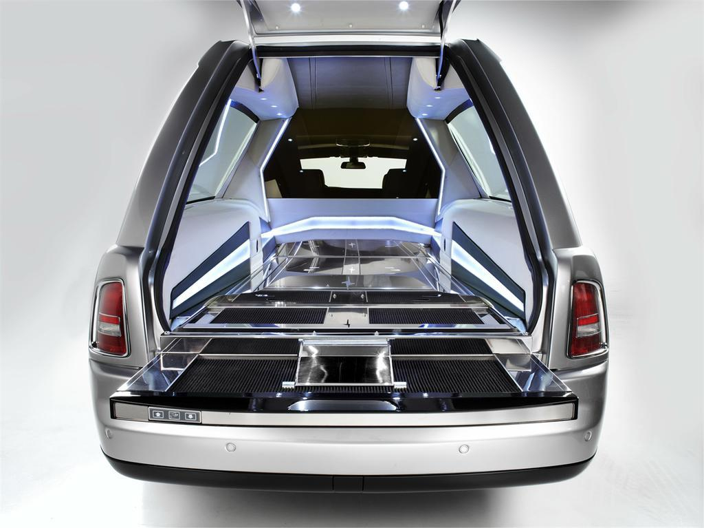 Rolls Royce Phantom B12 Hearse