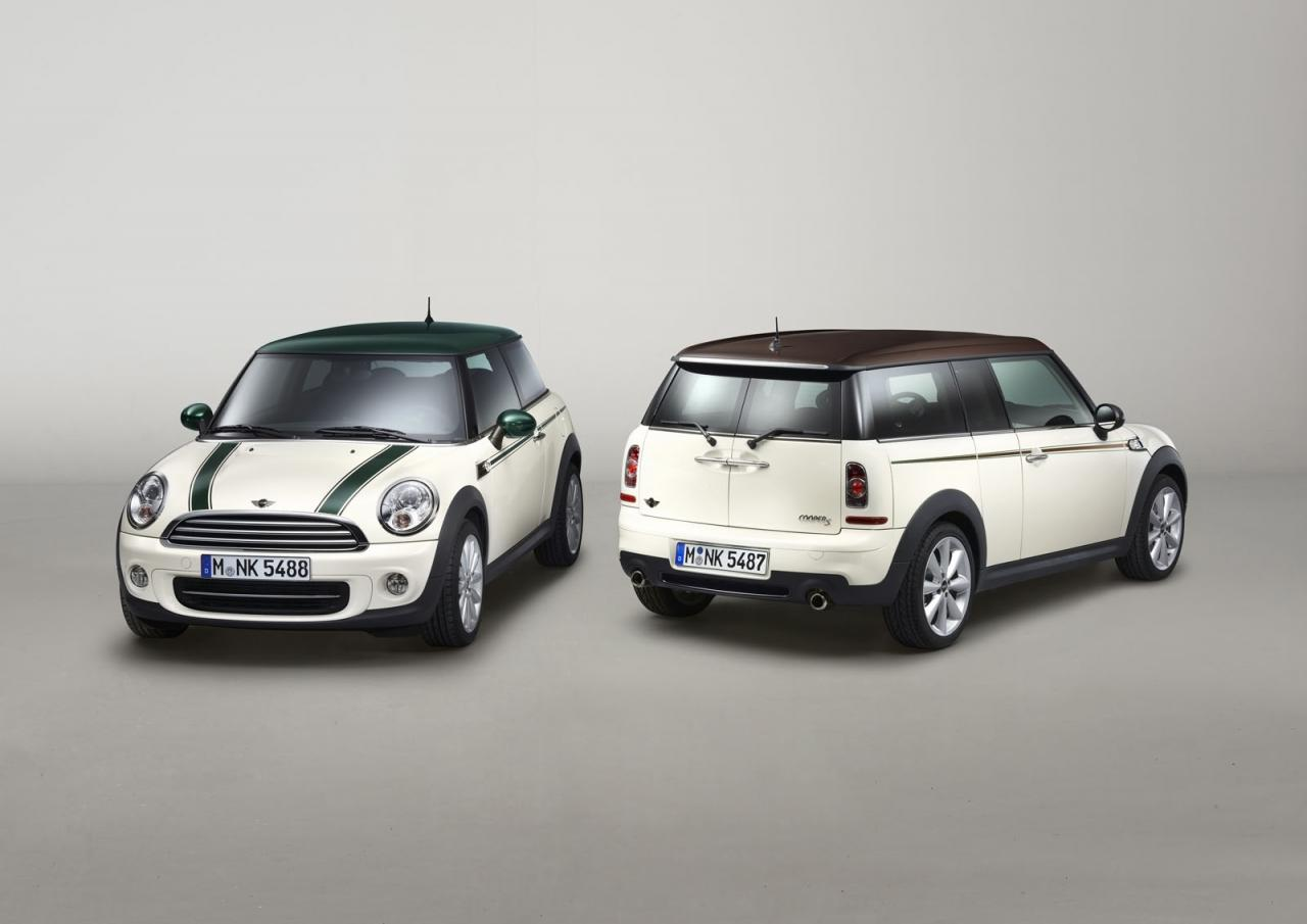 Mini special editions