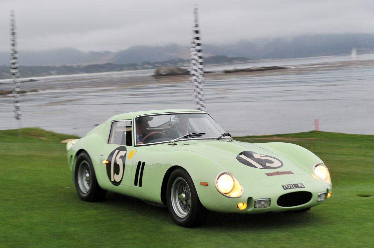 1962 Ferrari 250 GTO for Stirling Moss