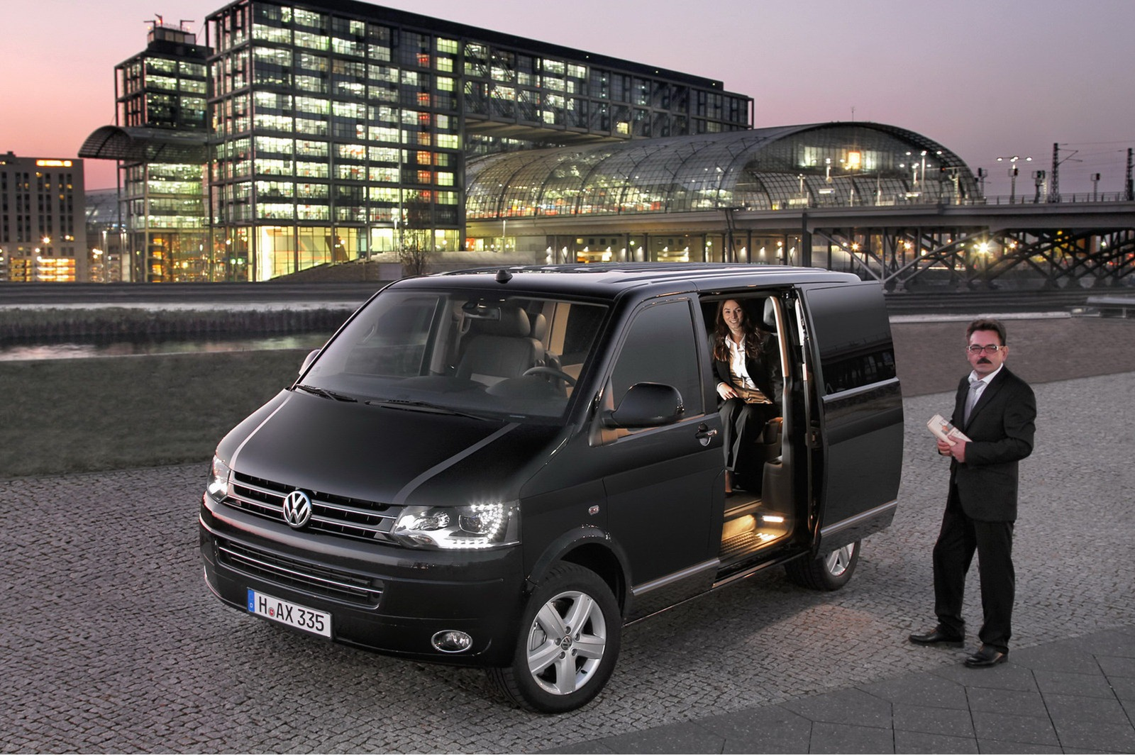 Volkswagen Caravelle Business