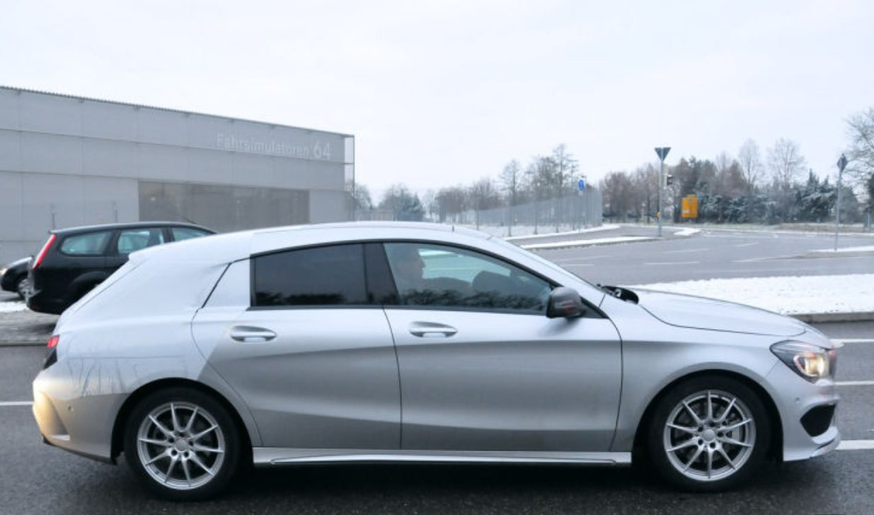 2015 Mercedes Benz CLA Shooting Brake
