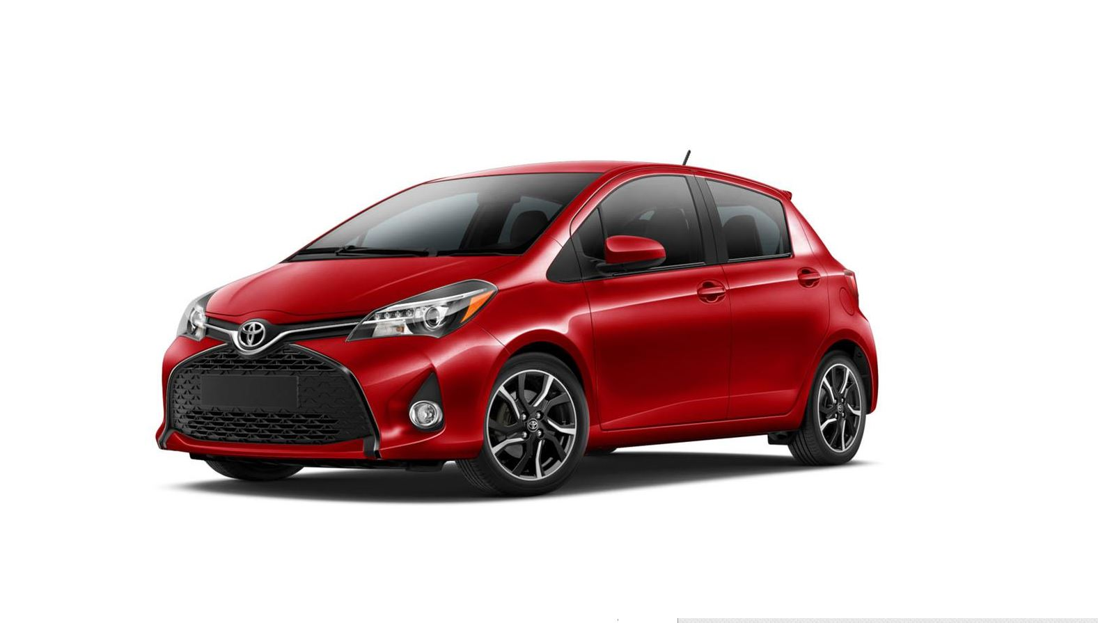 2015 Toyota Yaris Facelift