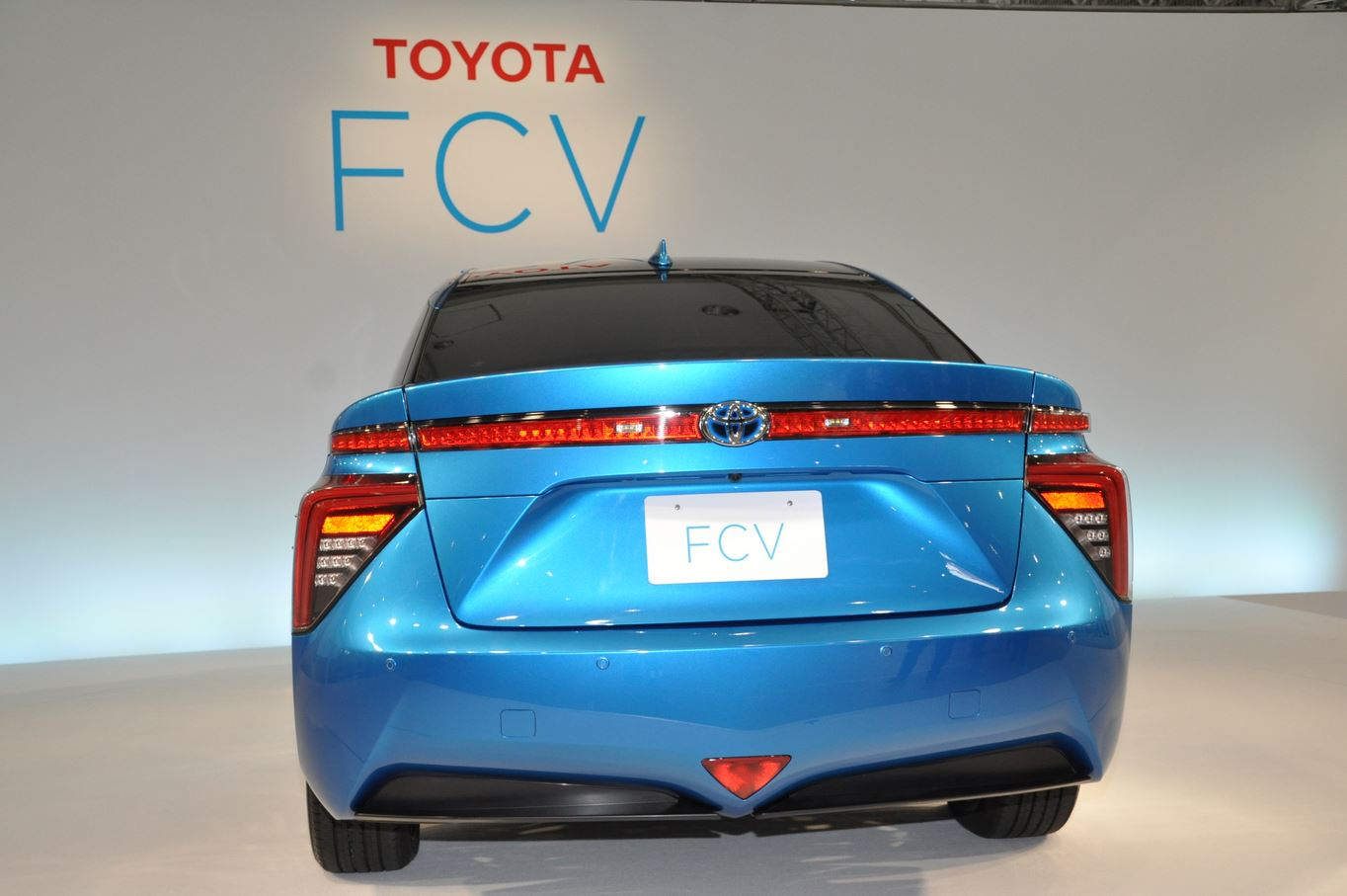 Toyota FCV Sedan