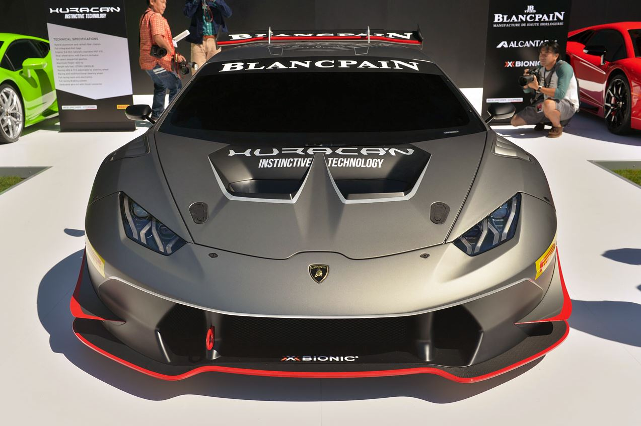 lamborghini huracan lp620 2 super trofeo uncovered motor. Black Bedroom Furniture Sets. Home Design Ideas