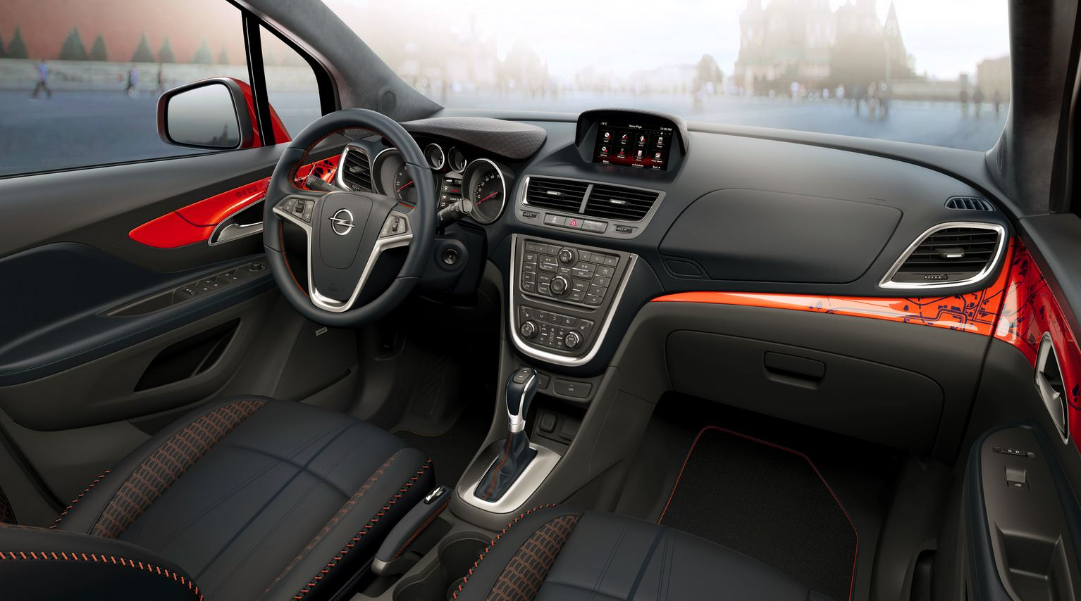 2015 opel mokka moscow edition unwrapped motor exclusive. Black Bedroom Furniture Sets. Home Design Ideas