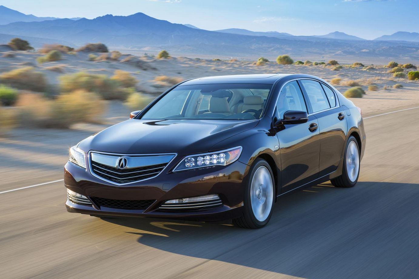 2014 acura rlx sport hybrid finally hits the market. Black Bedroom Furniture Sets. Home Design Ideas