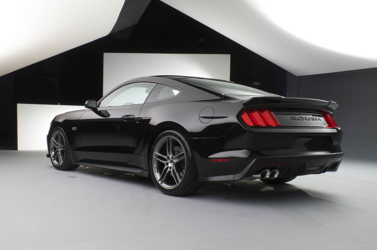 2015 Roush Ford Mustang