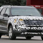 2016 Ford Explorer facelift