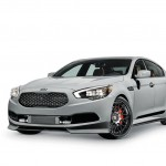 Kia K900 High-Performance Concept