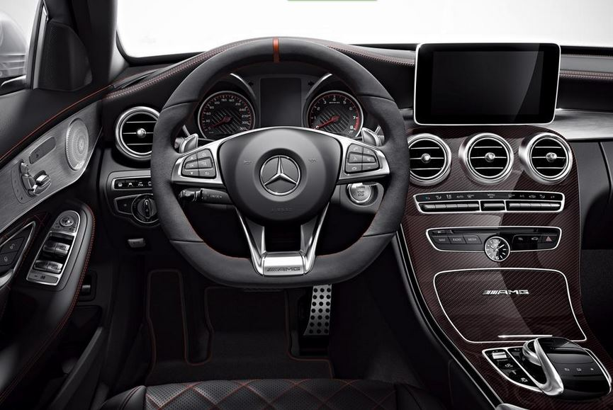 Mercedes-Benz C63 AMG Interior