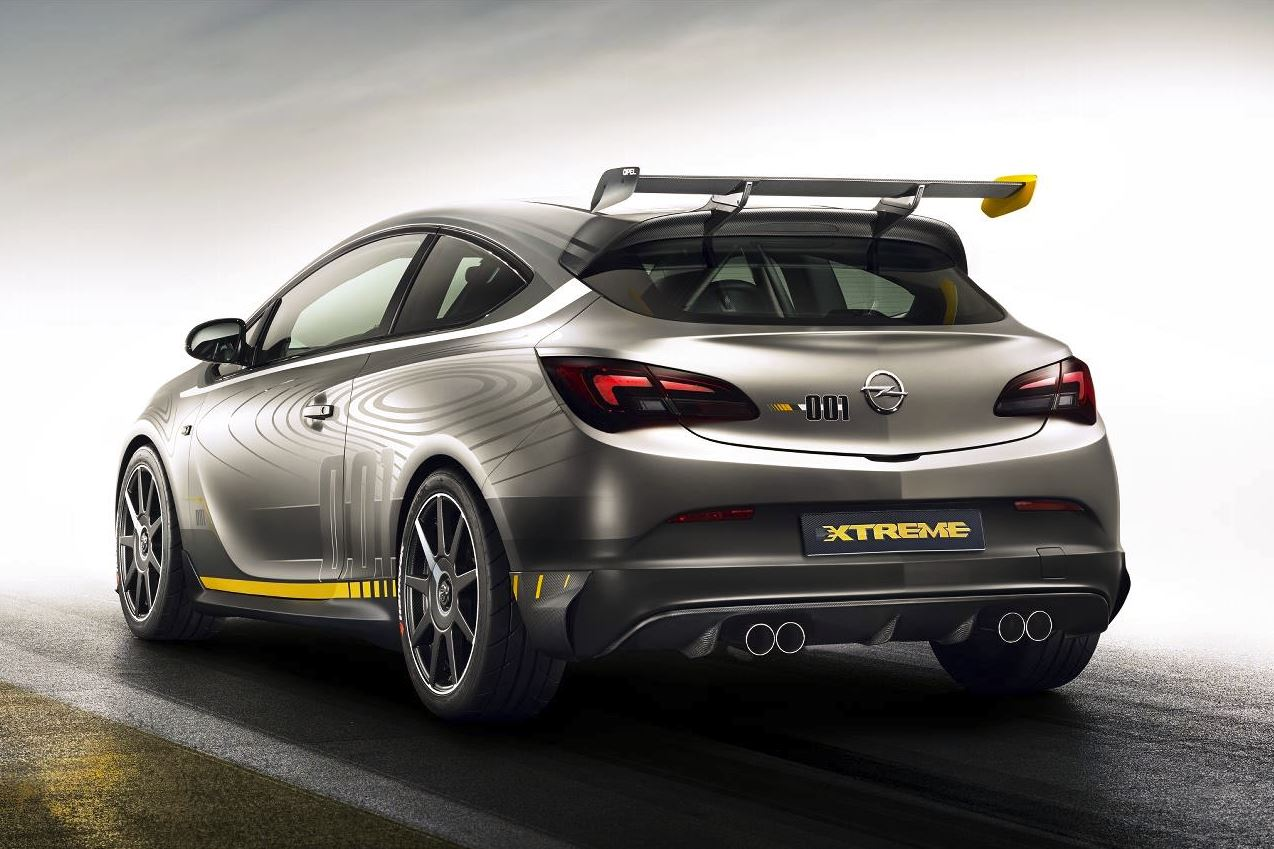 a new opel astra opc to be unveiled in 2017 motor exclusive. Black Bedroom Furniture Sets. Home Design Ideas