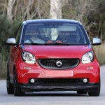 2015 Smart ForTwo Brabus