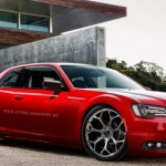 Chrysler 300S Coupe render X-Tomi Design