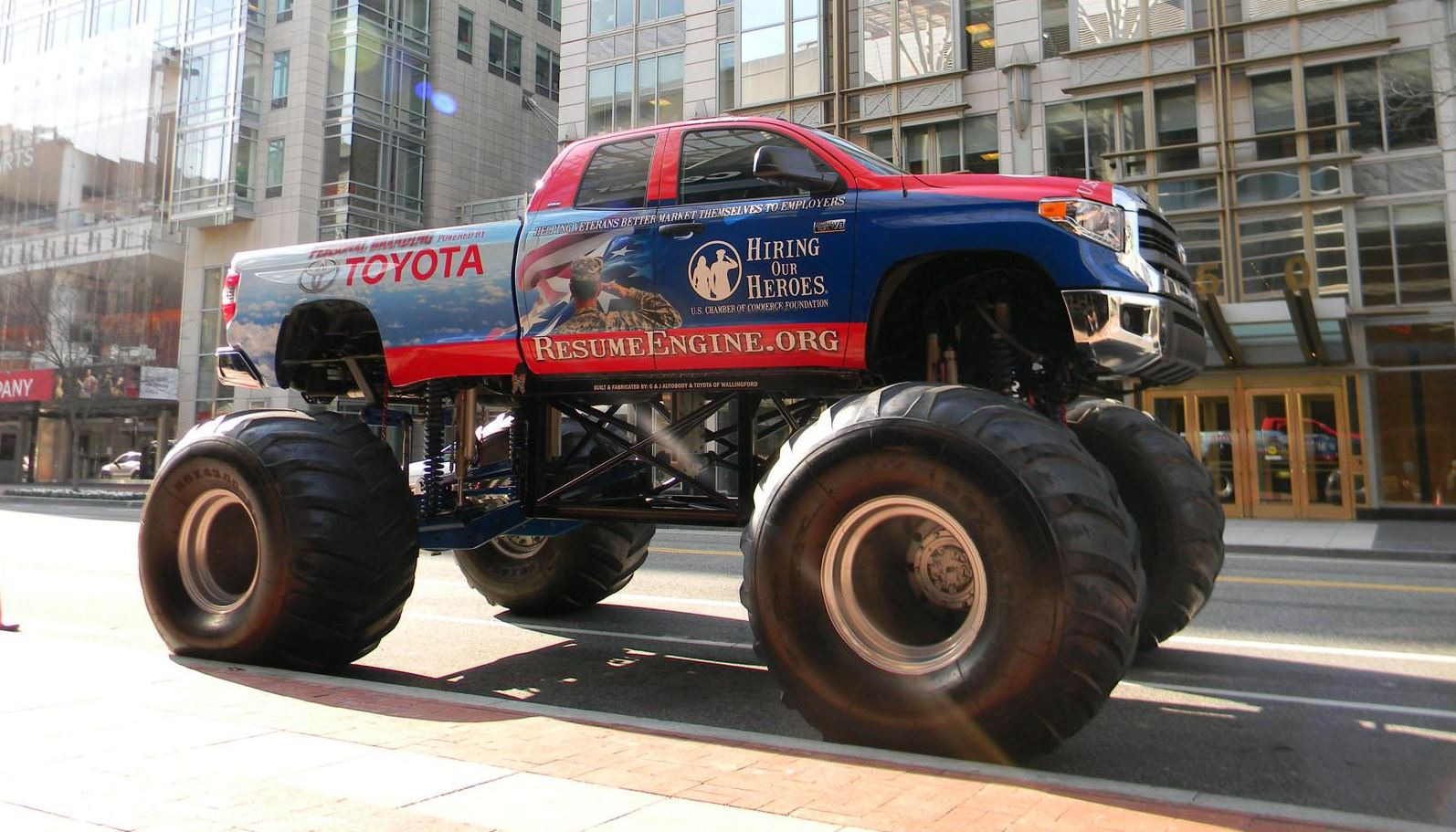 Toyota Tundra Monster Trucks