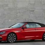 2015 BMW 6 Series Convertible Facelift