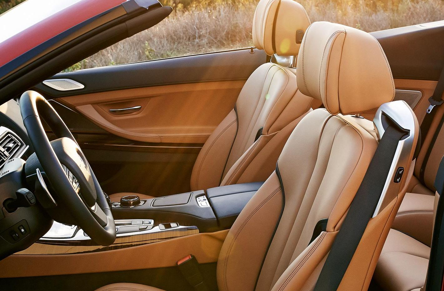 2015 BMW 6 Series Facelift Convertible Gran Coupe M6 Photo Gallery