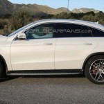 Mercedes GLE 63 AMG Coupe s