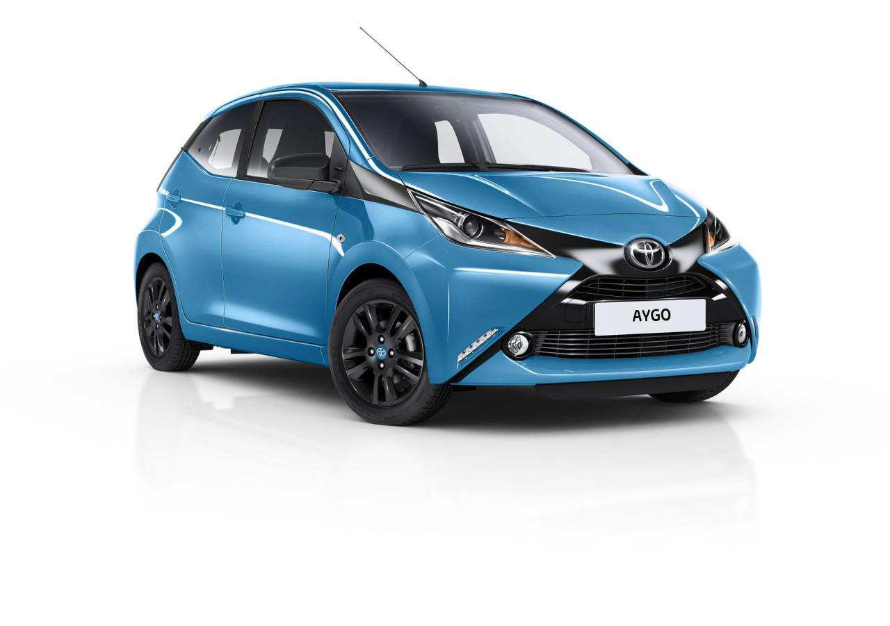 2015 Toyota Aygo Unveiled Motor Exclusive