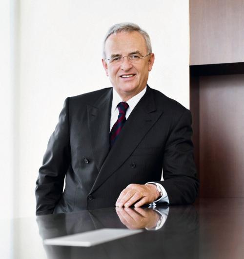 Martin Winterkorn VW CEO