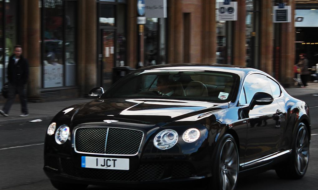 Bentley GTC Continental
