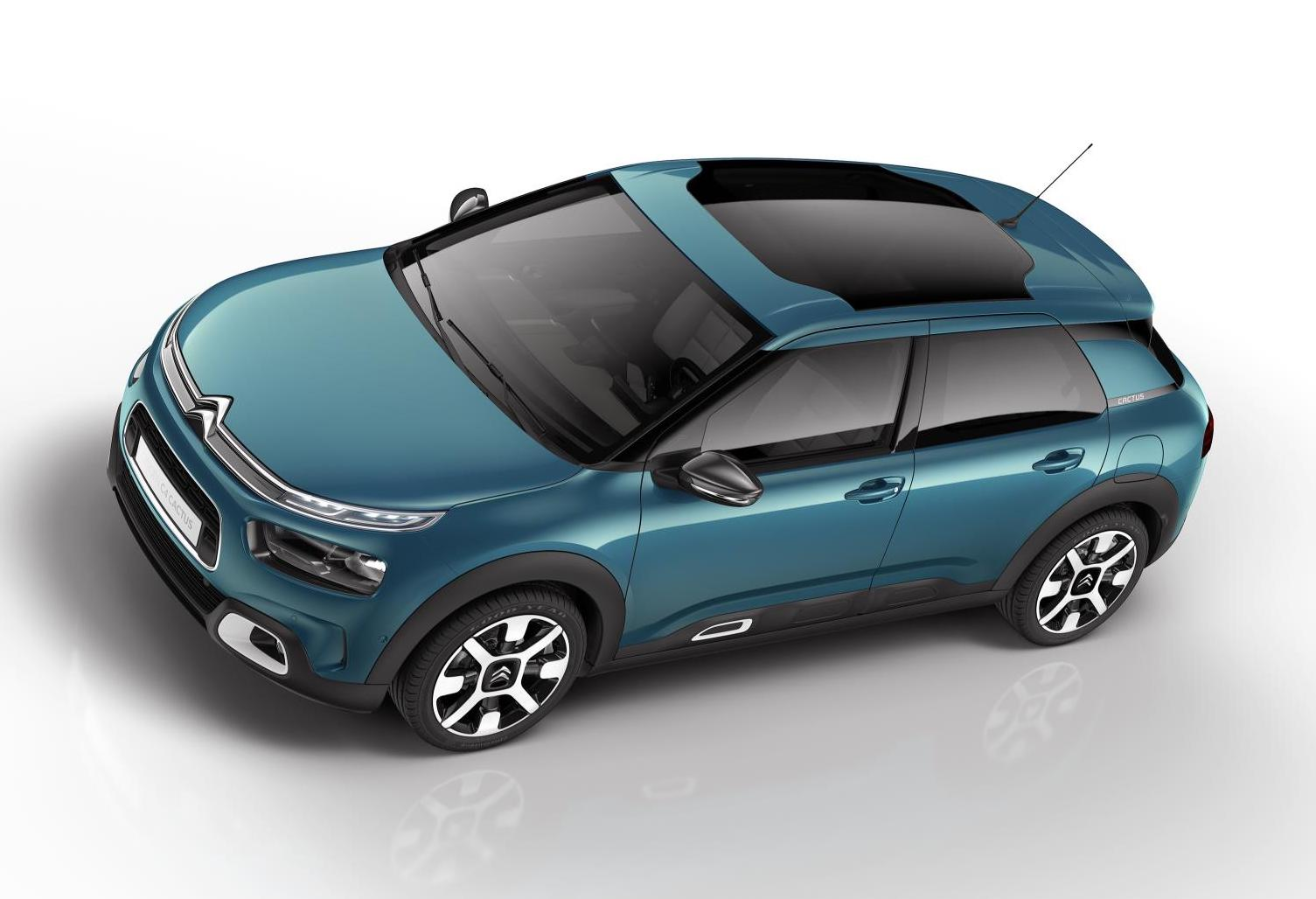 this is the all new 2018 citroen c4 cactus launches 2nd quarter next year motor exclusive. Black Bedroom Furniture Sets. Home Design Ideas