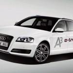 Audi A3 e-tron full view