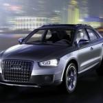 Audi Q3 side