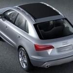 Audi Q3 up