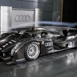 Audi R18 angle