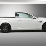 BMW M3 pick-up side