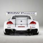 BMW Z4 GT3 back