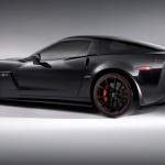 Cenntenial Edition Corvette back