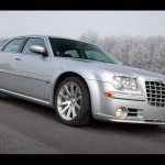Chrysler SRT8 full view