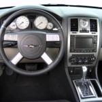 Chrysler SRT8 interior