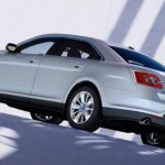 Ford Taurus back